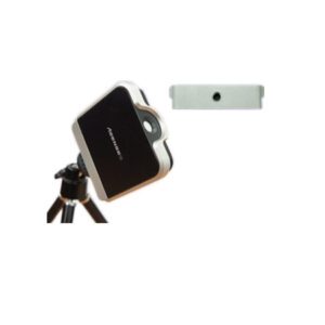 Tripod adapter mount shown with Lighting Passport (not included)