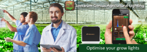 Spectrometer for agriculture and horticulture